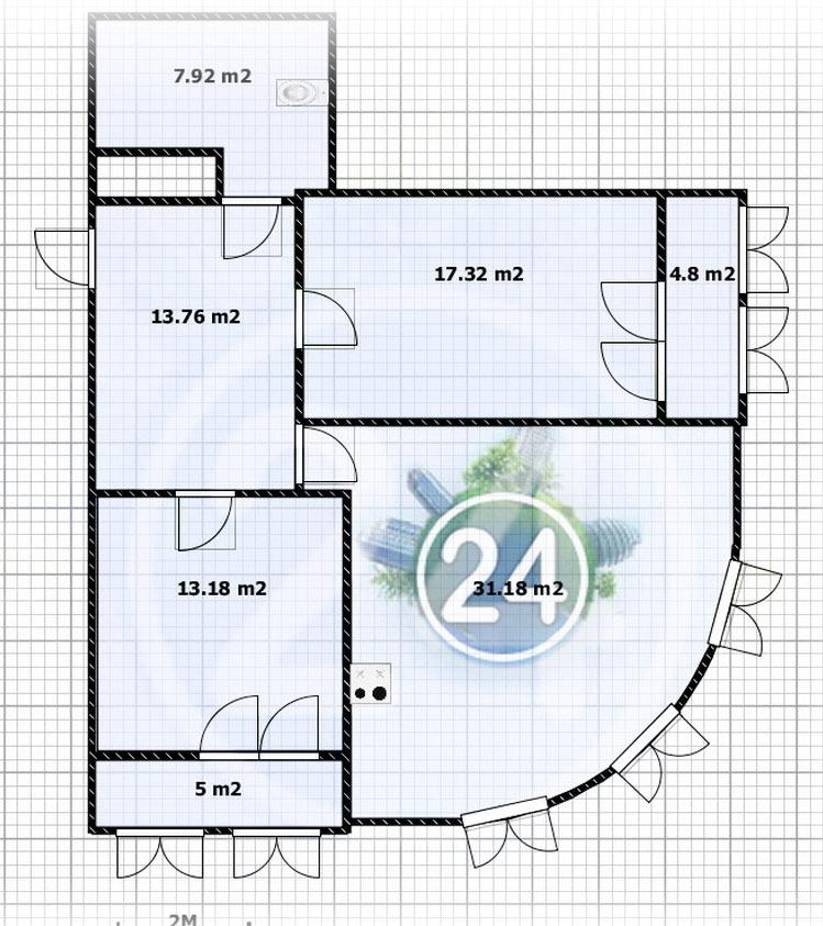 Мини консультация Фэн-Шуй - распределение Летящих Звёзд в доме/квартире/месте бизнеса